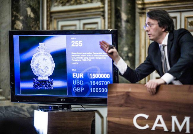 Mearto welcomes Italian auction house Cambi Casa d'Aste