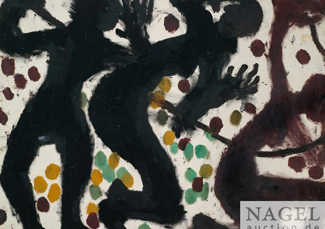 Upcoming Auction – Modern and Contemporary Art at Nagel Auktionen on June, 15