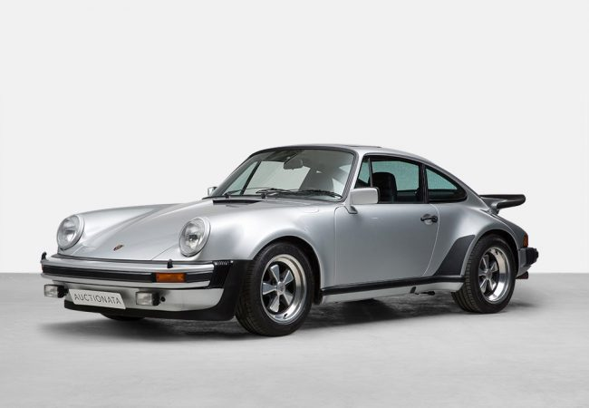 Porsche 930 Primal Turbo 3.0, Matching Numbers, Model Year 1977. Price est.: € 220,000.