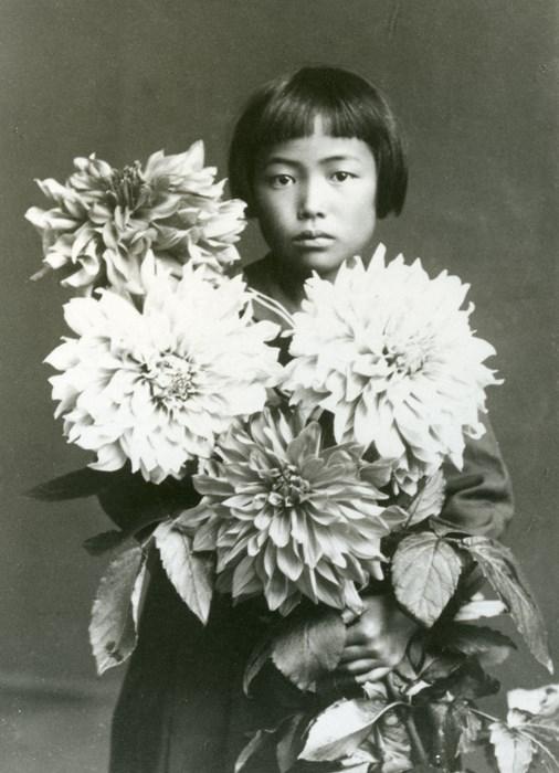 yayoi kusama age 10