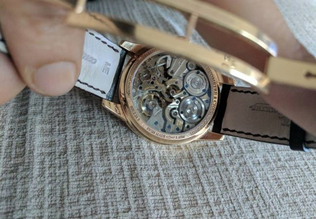 What is a Jaeger-LeCoultre worth