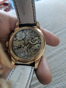 sell Jaeger-LeCoultre (Duometre chronographe 600228s)