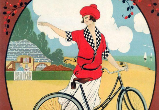 Raoul Vion: Art Deco Poster (1918)