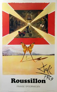 Poster by Salvador Dalí
