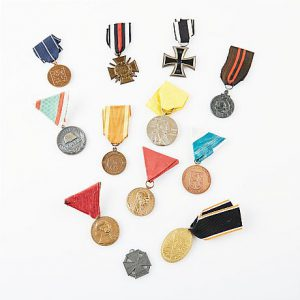 antique - medals