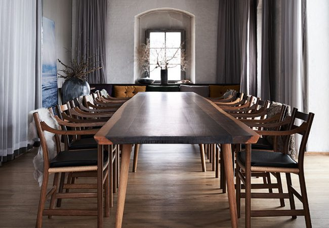 Noma to go – trendsetting Danish Michelin restaurant sells its furnishings through the American auction house, Wright.