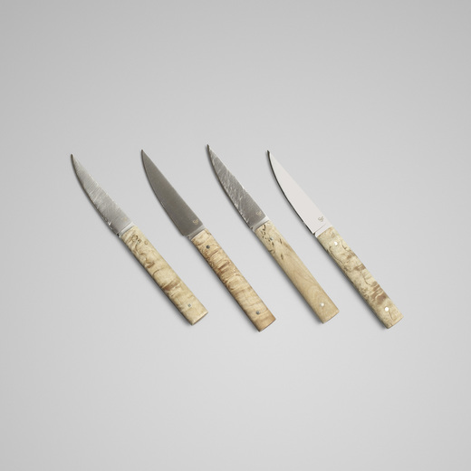 DAGHORN knives, set of four estimate: $200–300 result: $1,063