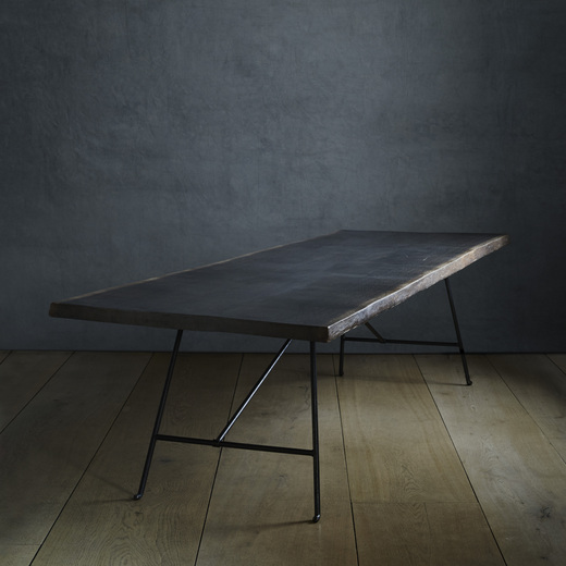 SPACE COPENHAGEN shared dining table from the main dining room estimate: $10,000–15,000 result: $16,250