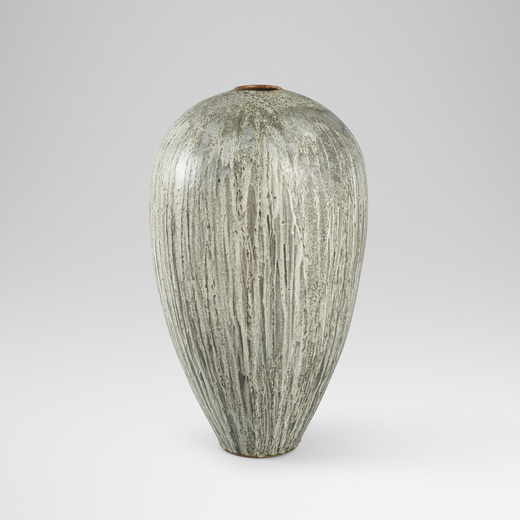 AAGE AND KASPER WÜRTZ monumental floor vase estimate: $2,000–3,000 result: $11,250