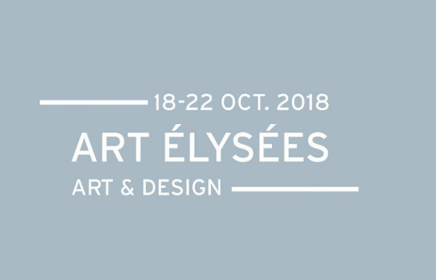 ART ÉLYSÉES – 18th-22ND October 2018