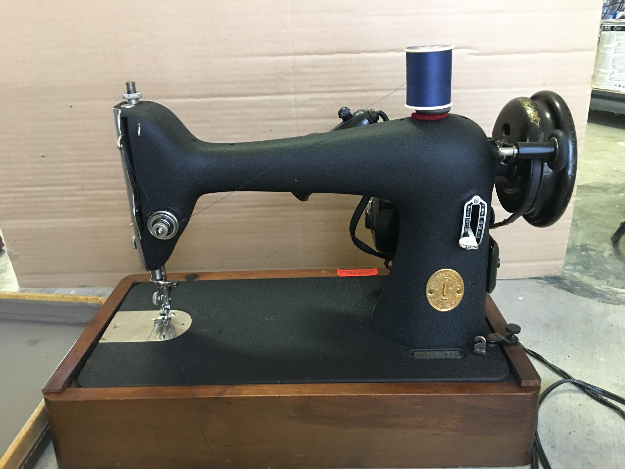 Antique Singer Sewing Machine Worth