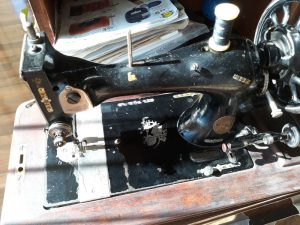 What is your antique Singer sewing machine worth?   What is